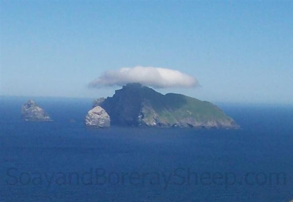 boreray from hirta
